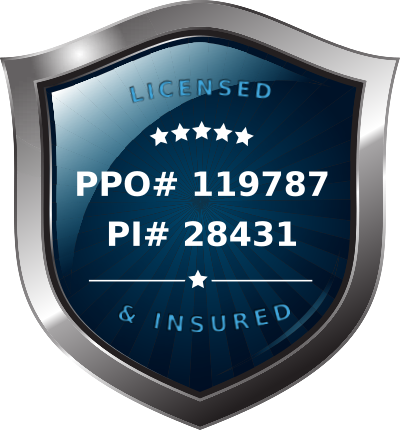 PPO License and PI License Numbers